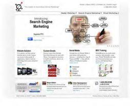 Website Design - IBDC Fowler Toyota